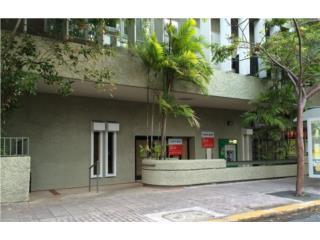 Miramar- Former Bank Branch For Sale, San Juan-Condado-Miramar Bienes Raices Puerto Rico