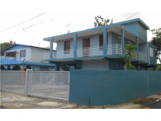 Casa de Esquina con 2 apartamentos independientes, Toa Baja Real Estate Puerto Rico