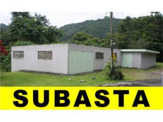 COMERCIAL CIALES - SUBASTA 12/12/2015, Ciales Real Estate Puerto Rico