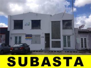 COMERCIAL PUERTO NUEVO - SUBASTA 12/12/2015, San Juan-R�o Piedras Bienes Raices Puerto Rico