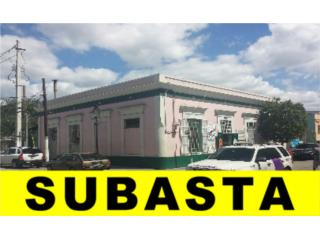 COMERCIAL PONCE - SUBASTA 12/12/2015, Ponce Bienes Raices Puerto Rico