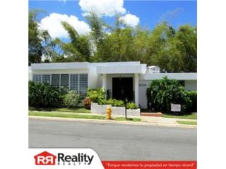 Mansiones de Villanova-Short Sale-PISCINA, San Juan-R�o Piedras Real Estate Puerto Rico