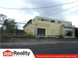 Almacen, Villa Prades Ind. Dev. San Juan , San Juan-R�o Piedras Real Estate Puerto Rico