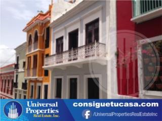 VIEJO SAN JUAN - EDIFICION 4 UNIDADES, San Juan-Viejo SJ Bienes Raices Puerto Rico