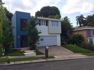 HILLSIDE MODERNA, TERRAZA, MUCHOS UPGRADES, San Juan-R�o Piedras Real Estate Puerto Rico