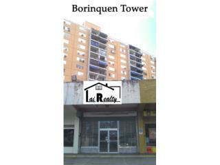 Borinquen Tower - Ave. Roosevelt, 1,490pc, San Juan-R�o Piedras Real Estate Puerto Rico