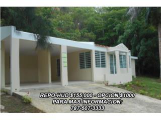 Urb. Haciendas Del Dorado - REPO HUD - $1000, Dorado Bienes Raices Puerto Rico