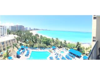 ESJ BLUE ISLA VERDE 3-2 full beach view, Carolina - Isla Verde Bienes Raices Puerto Rico