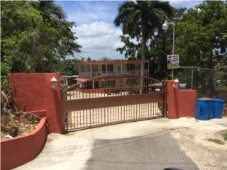3 casas  solar 3050 m/c    $139,000 rentas income, Toa Alta Real Estate Puerto Rico