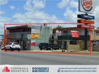 Bienes Raices Caguas- Commercial/Residential Property  Puerto Rico