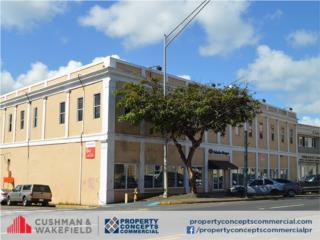 Edificio de Dos Pisos-20 pkg en Puerta de Tierra, San Juan-Viejo SJ Real Estate Puerto Rico