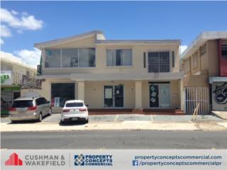 Aprox. 5,000 SF Caguas Ave. Degetau Property, Caguas Bienes Raices Puerto Rico
