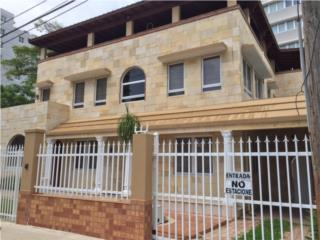 Condado Single Family- 3 Level Home - 7 BR, 6.5 BA, San Juan-Condado-Miramar Bienes Raices Puerto Rico