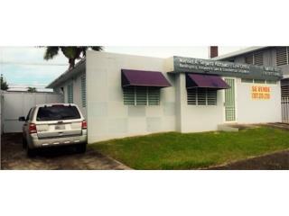 PROPIEDAD R-3 REMODELADA PARA OFICINA/475 mt2, San Juan Real Estate Puerto Rico