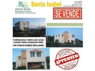 $155,000 OMO  ***Nuevo Precio***, Santa Isabel Real Estate Puerto Rico