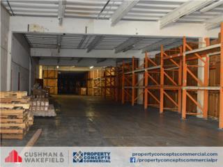 Industrial/Warehouse Vega Alta - 5,596 SM, Vega AltaReal Estate Puerto Rico Bienes Raices