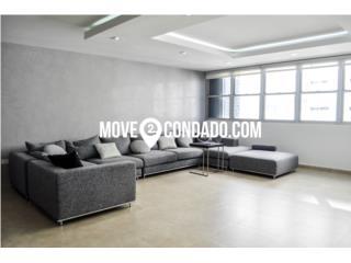 Remodeled 2 Bedroom Luxurious Apartment , San Juan-Condado-Miramar Real Estate Puerto Rico