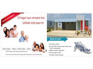 Vistas de Arroyo,3cuartos,2 baños, desde $97k, Arroyo Real Estate Puerto Rico