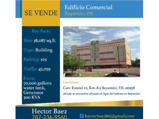 Edif Depto d Trabajo en Bayamon NUEVO PRECIO, Bayamón Bienes Raices Puerto Rico