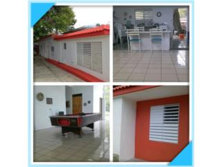 Boqueron,Casa7 cuartos, amplio terreno-1008mc, Cabo Rojo Real Estate Puerto Rico