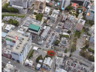 Solar a pasos Lote 23, Ciudadela y Hospital Pavia., San Juan Bienes Raices Puerto Rico