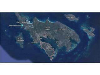 Se vende solar frente a la playa , Culebra Bienes Raices Puerto Rico