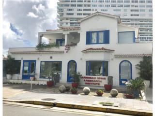 Condado Prime Location! Commercial Building, San Juan-Condado-MiramarReal Estate Puerto Rico Bienes Raices