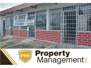 Ave. Betances 3 locales comerciales, Bayamón Real Estate Puerto Rico