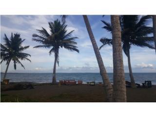 Trailer a pasos del mar!, Santa Isabel Bienes Raices Puerto Rico