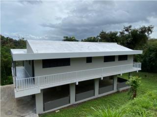 Bienes Raices Bo Quebrada Cruz residencia con 3 parcelas   Puerto Rico