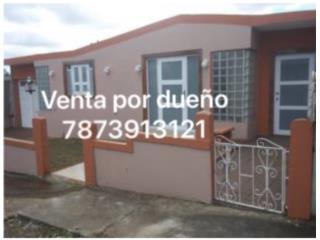 Bienes Raices Hna Davila 3-3 OPCIONADA  Puerto Rico