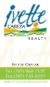 Ivette Cabeza Realty