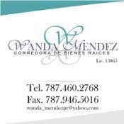 Wanda Mendez Real Estate