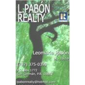L PABON REALTY