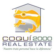 COQUI 2000 REAL ESTATE