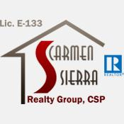 Carmen Sierra Realty Group,CSP