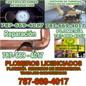 Plomeros Licenciados PR Puerto Rico