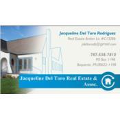 Jacqueline Del Toro Real Estate & Assoc.