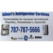 Albert's Refrigerator Services Puerto Rico