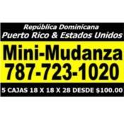 A.Febus & Asociados,Mini-Mudanza,Florida & Texas. Puerto Rico