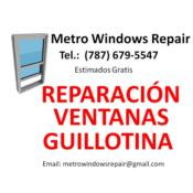 Metro Windows Repair Puerto Rico