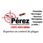 Pérez Exterminating & Pest Control Puerto Rico