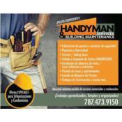 HANDYMAN SERVICES & BUILDING  Puerto Rico
