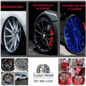 CUSTOM WHEEL REPAIR Puerto Rico
