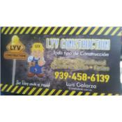LYV CONSTRUCTION Puerto Rico
