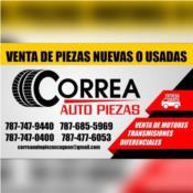 Puerto Rico CORREA AUTO PIEZAS IMPORT