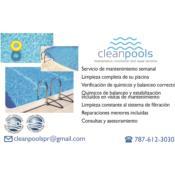 Clean Pools Puerto Rico