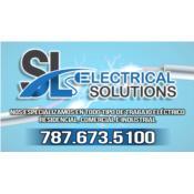 S.L. ELECTRICAL SOLUTION, Category en MajorCategory cubirendo Ponce