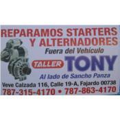 TONY AUTO ELECTRIC Puerto Rico