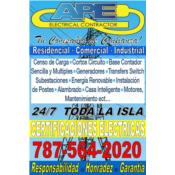 APE ELECTRICAL CONTRACTOR Puerto Rico